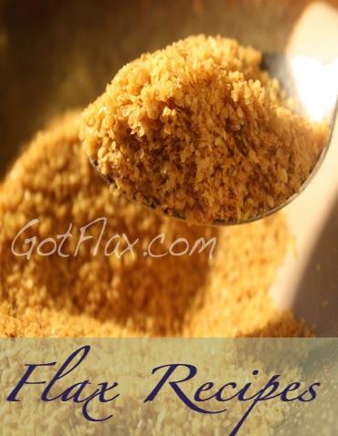 Flax Seed Recipes