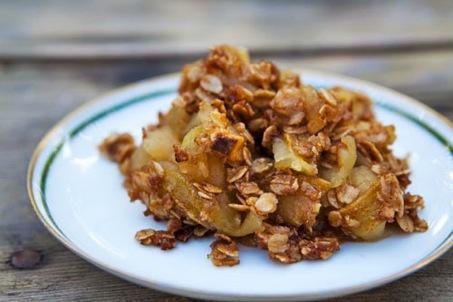 Apple Crisp Low Fat