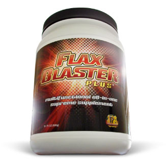Flax Supplement Drink